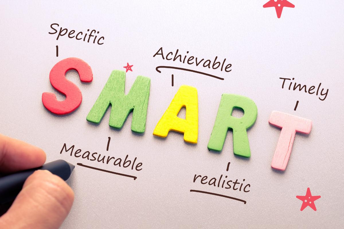 Setting SMART social media goals