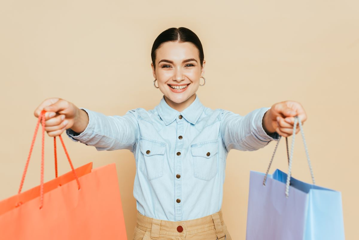 five types of social media posts - sales